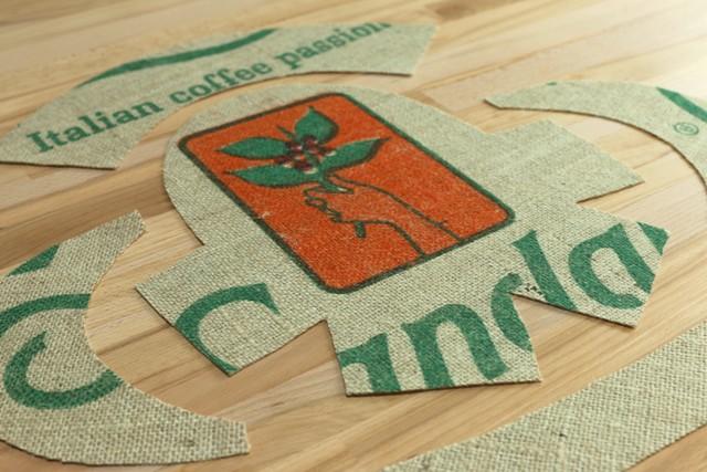 Muetze Kaffeesack traditionsWerk Atelier