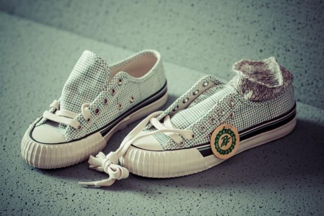 vegane Schuhe PF Flyers traditionswerk 1