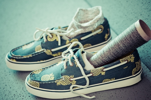 vegane Schuhe SPERRY TOP-Sider traditionswerk 6