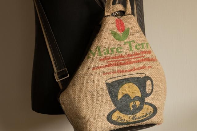 Rucksack Kaffeesack komplett 2 traditionsWerk