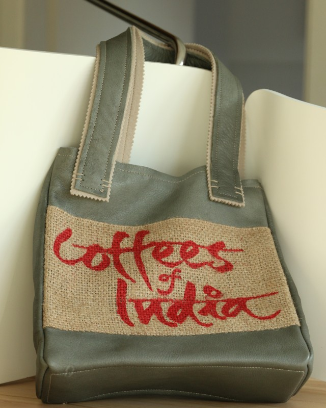 Tasche traditionsWerk Coffees of India 9